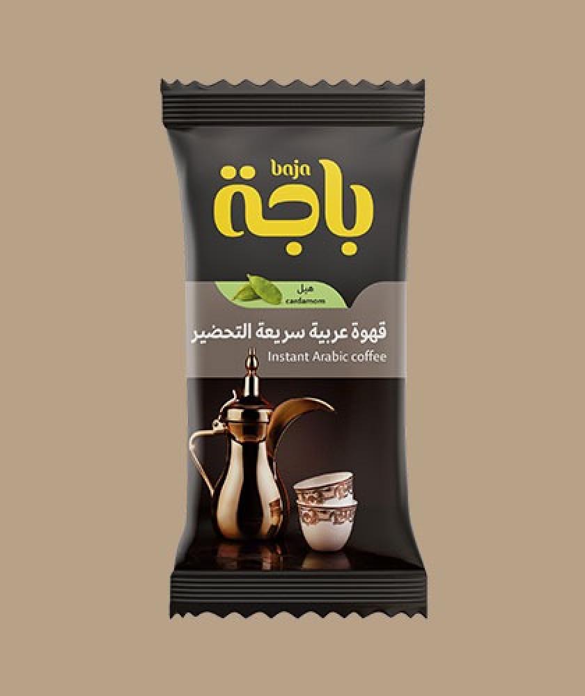 باجة قهوة عربية سريعة التحضير بالهيل 30 جرام أسواق سكري القصيم