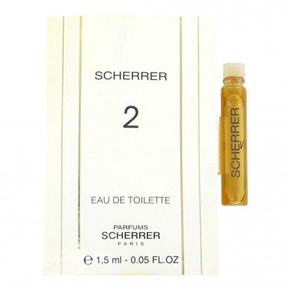 Jean Louis Scherrer 2 Eau de Toilette Sample 1-5ml خبير العطور