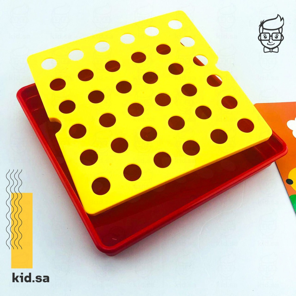 لوح تركيب الاشكال للاطفال