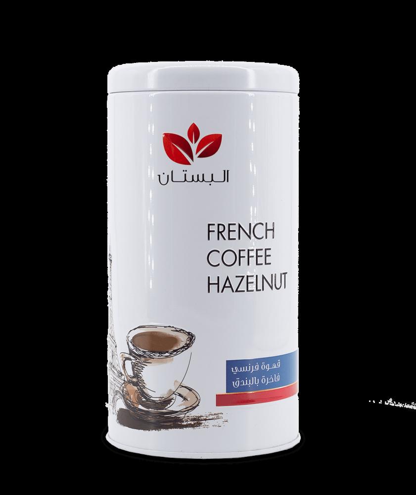 بياك-البستان-قهوة-فرنسية-فاخرة-بالبندق-قهوة-فرنسية