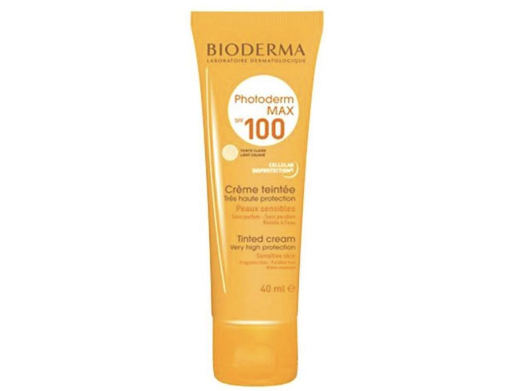بيوديرما كريم فوتوديرم ماكس ملون 40مل بعامل وقاية من الشمس Bioderma Ph