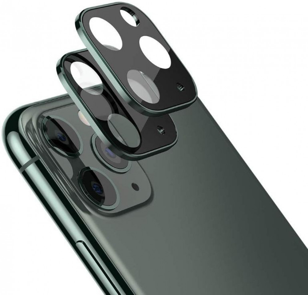 غطاء حماية زجاجي لعدسة كاميرا  آيفون 11 برو و 11 برو ماكس