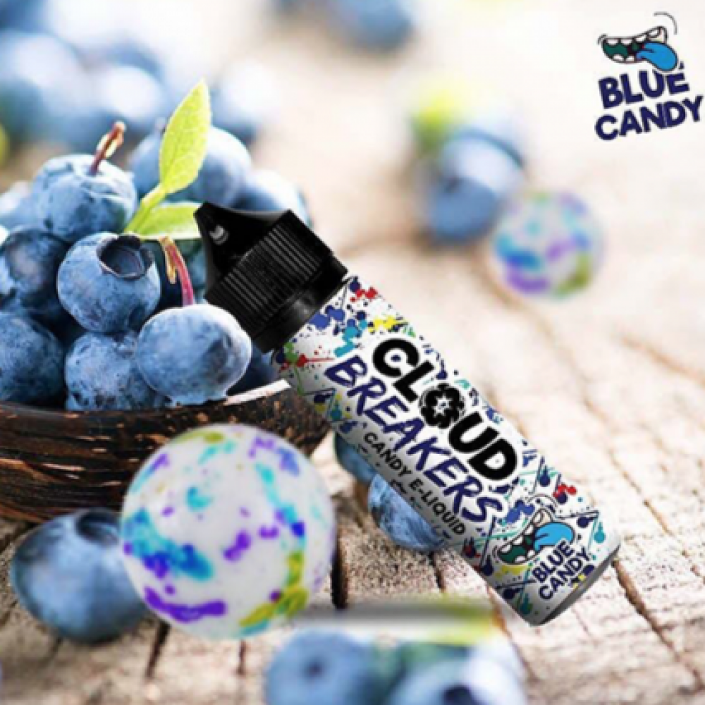 Cloud Breakers Blue Candy - 60ML - شيشة سيجارة نكهات VAPE فيب