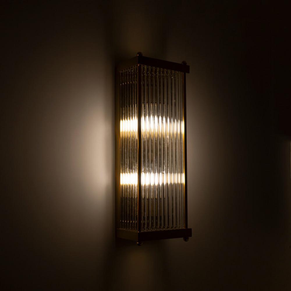 اضاءة كلاسيك مستطيل من الكريستال الفاخر - فانوس