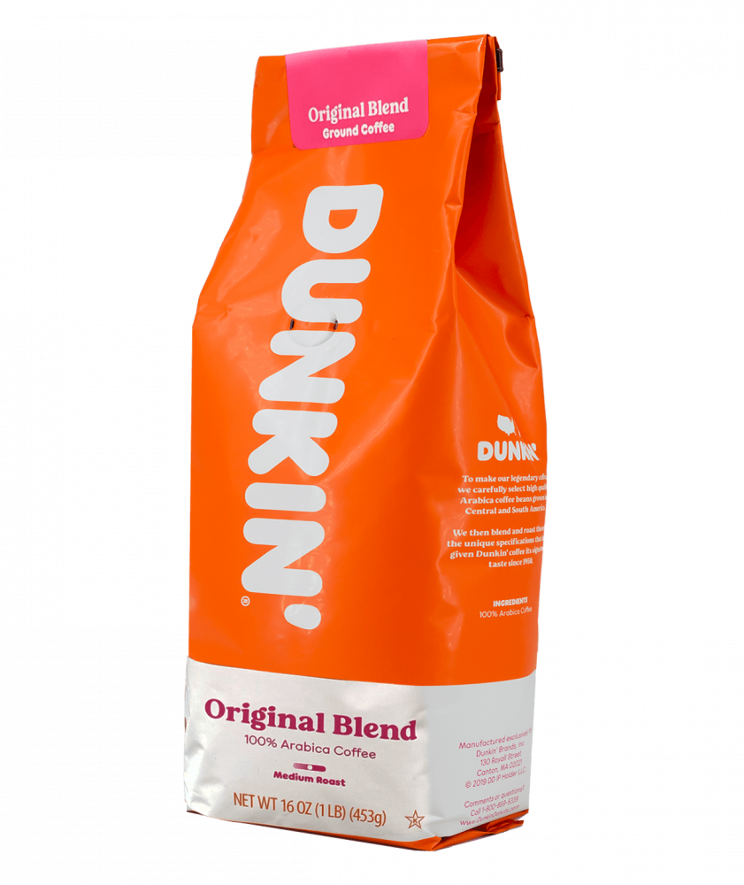 بياك-دانكن-دونات-قهوة-اوريجنال-بليند-قهوة-عالمية