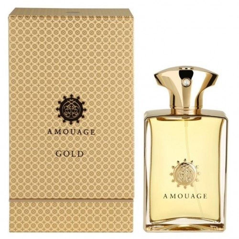 Amouage Gold for Men Eau de Parfum 100ml خبير العطور