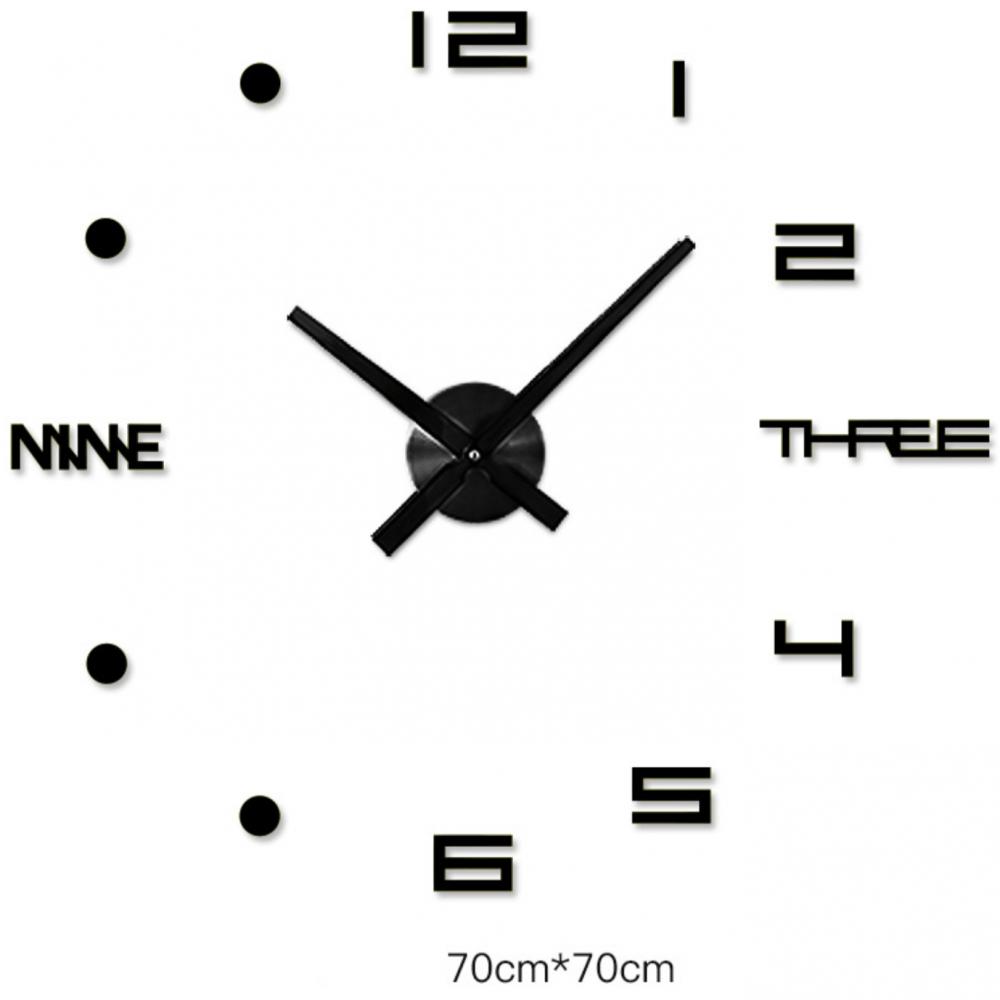 ساعة حائط3d