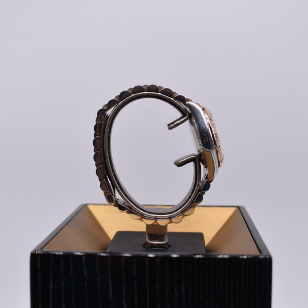 رولكس ديت جست ستيل مع ذهب زهري 31mm