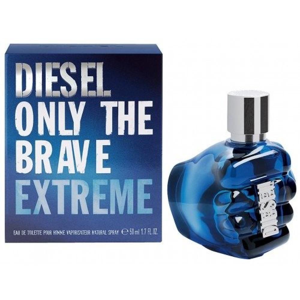 Diesel Only The Brave Extreme Eau de Toilette 75ml خبير العطور