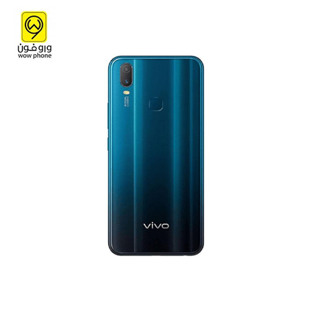 موبايل فيفو Y11 أزرق مينرال