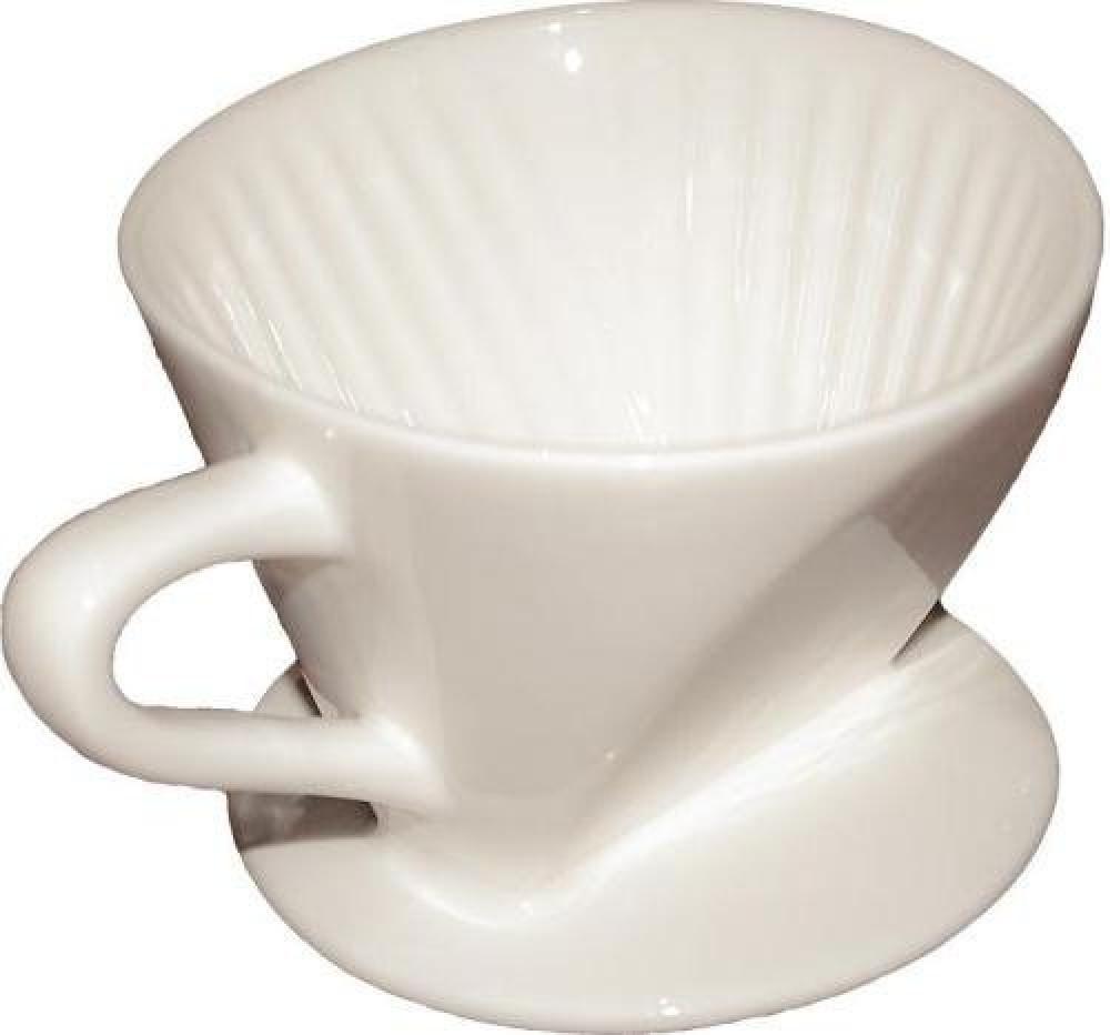 قمع تقطير نظام كاليتا 3 فتحات متجر كوفي كلاود محامص ادوات تحضير القهوة