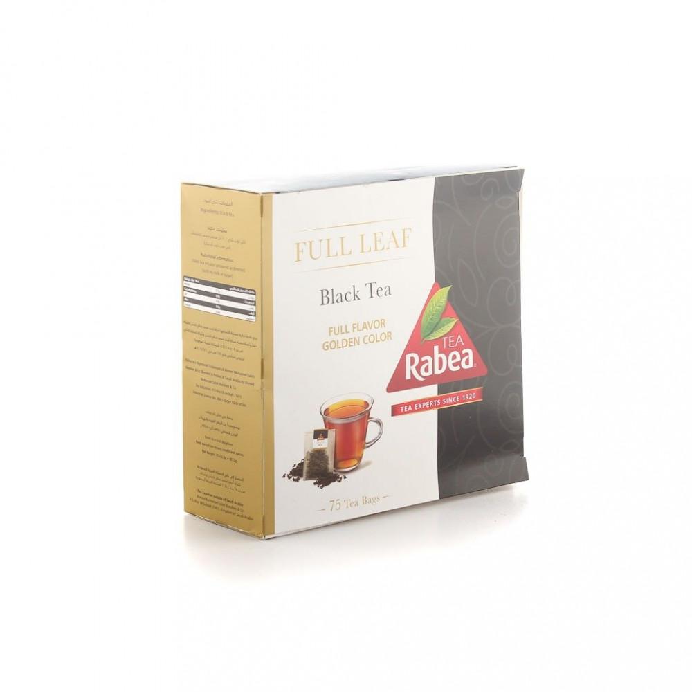 شاي ربيع علاقي اوراق كاملة 75 كيس