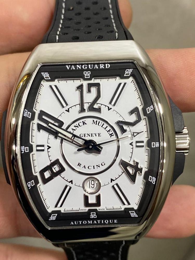 ساعة فرانك مولر الأصلية جديدة تماما