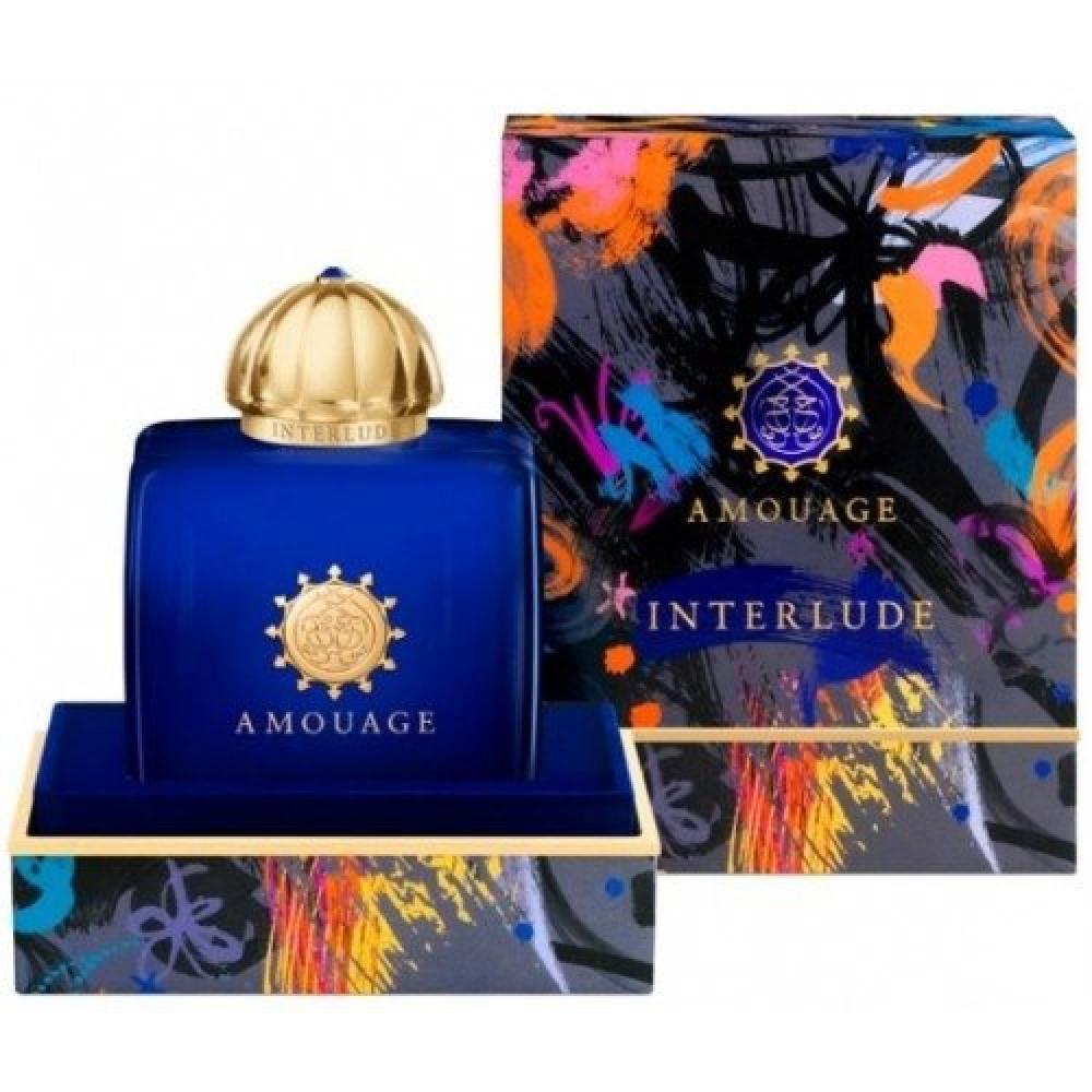 Amouage Interlude for Women Eau de Parfum 100ml خبير العطور