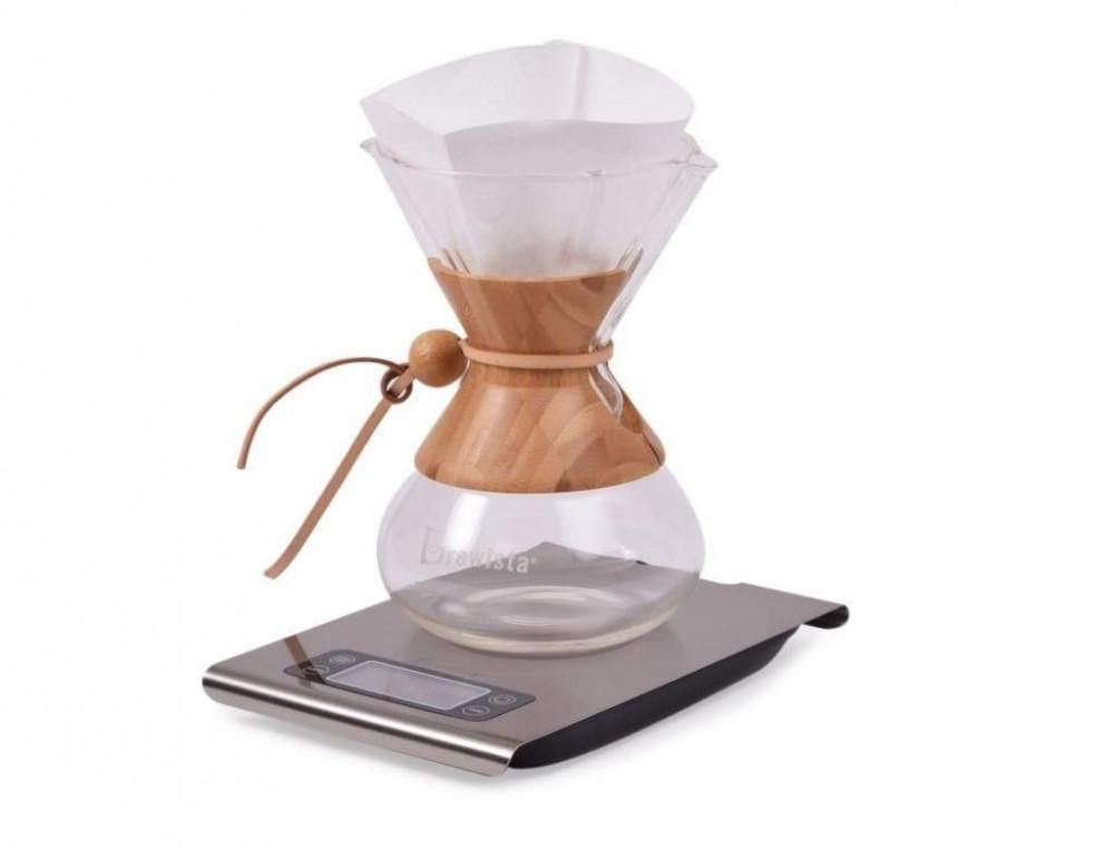 ميزان برويستا الذكي مع مؤقت - مصنع القهوة