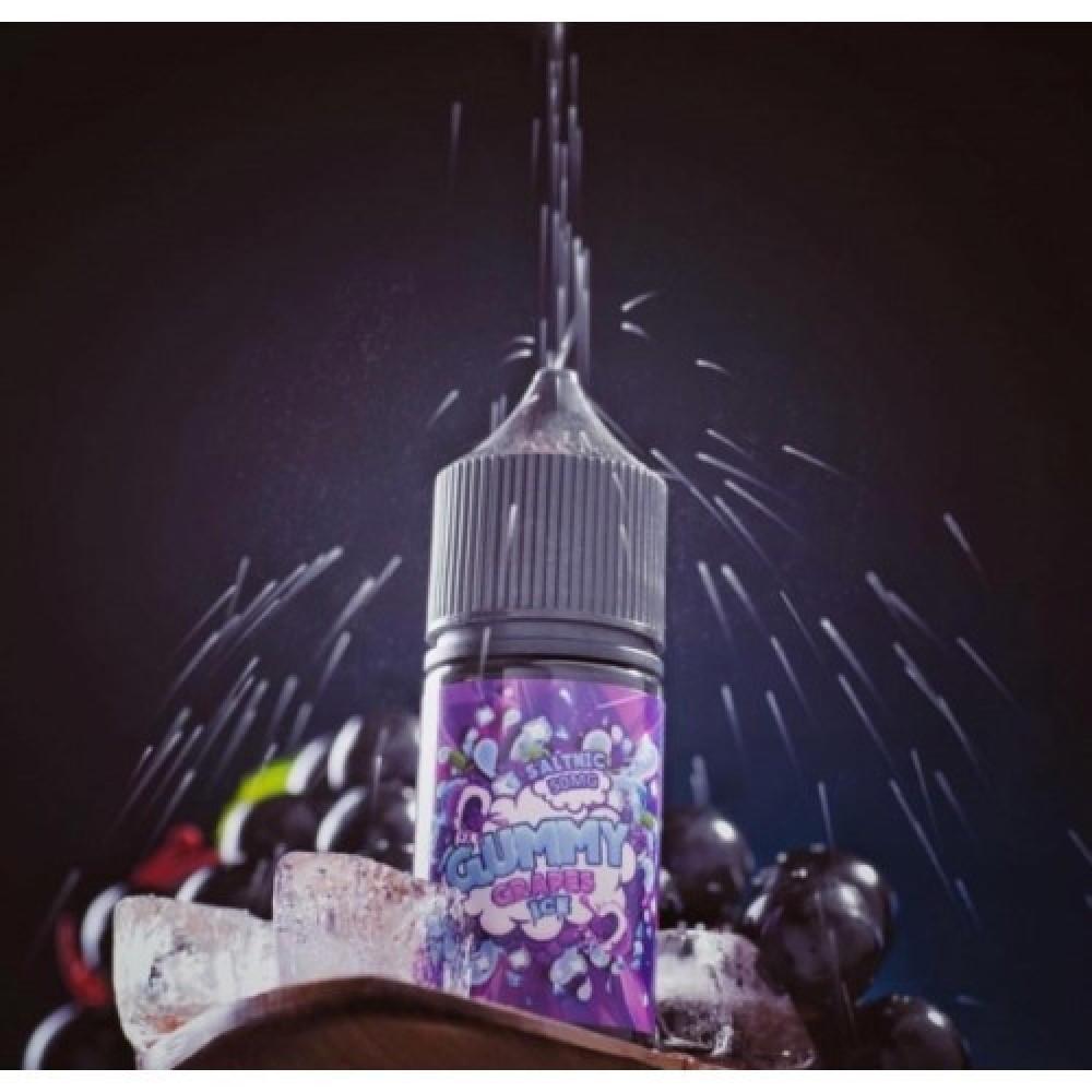 نكهة جمي جريب آيس سولت نيكوتين - GUMMY GRAPES ICE Salt - Nicotine
