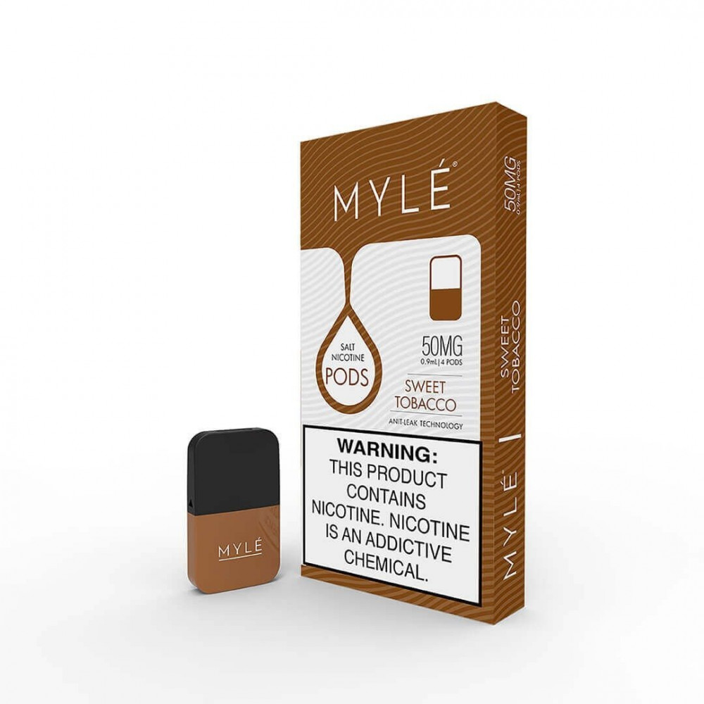 MAGNETIC MYLE PODS SWEET TOBACCO