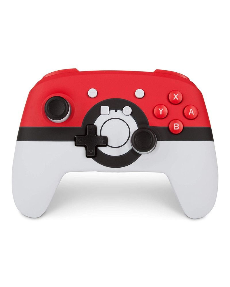 Nintendo Switch Enhanced Wireless Controller - Poke Ball