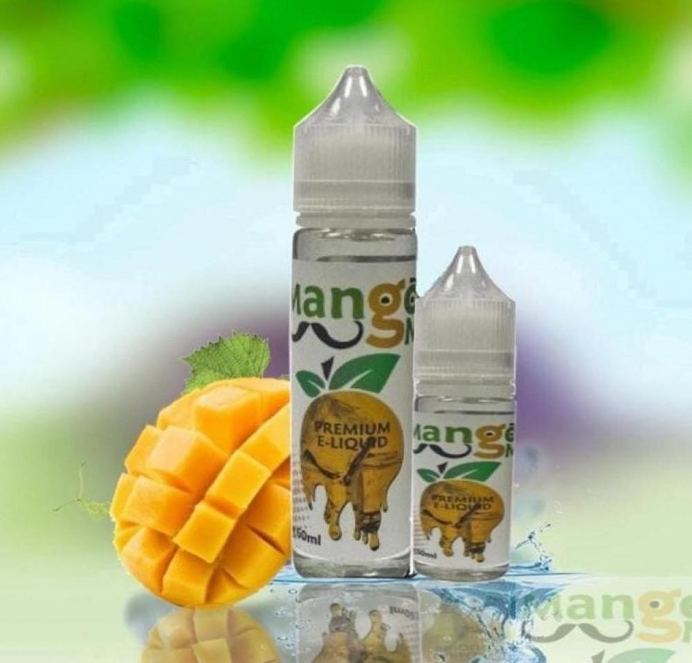 نكهة بريميم مانجو مان ايس  - PREMIUM Mango man iced -  60ML