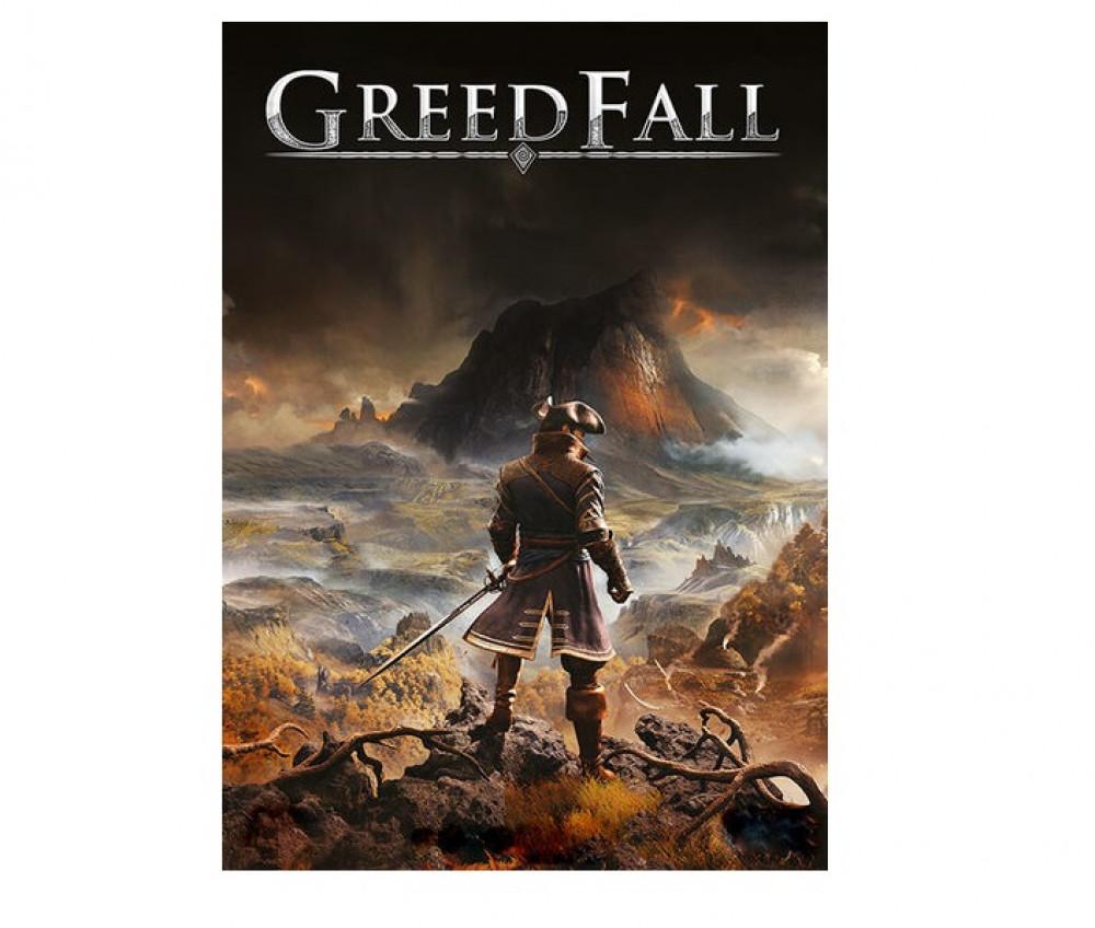 لعبة GREEDFALL للكمبيوتر pc لعبة جريد فول على ستيم مفتاح كود مغامرة