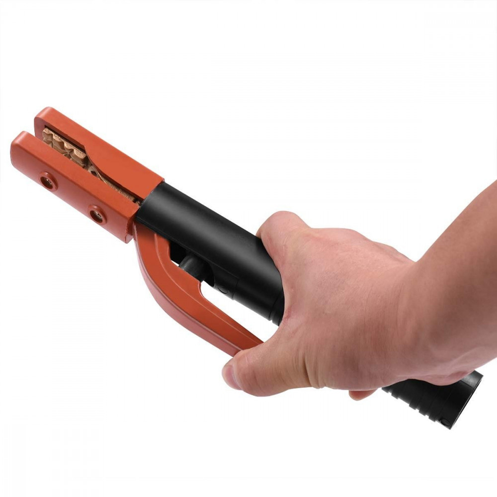 يد مقبض مشبك سلك لحام كهربائي بقوة 800A