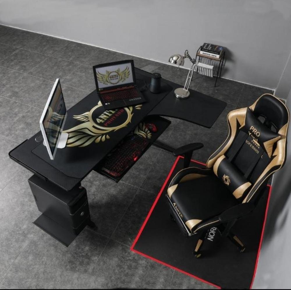 كراسي وطاولات بكج كرسي برو مع طاولة مطورة بكج كرسي برو ذهبي مع طاولة
