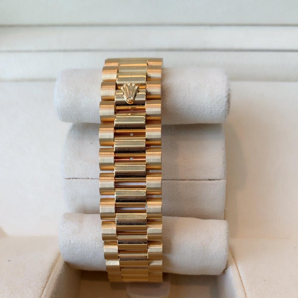 ساعة رولكس داي ديت بريزيدنت الأصلية الفاخرة