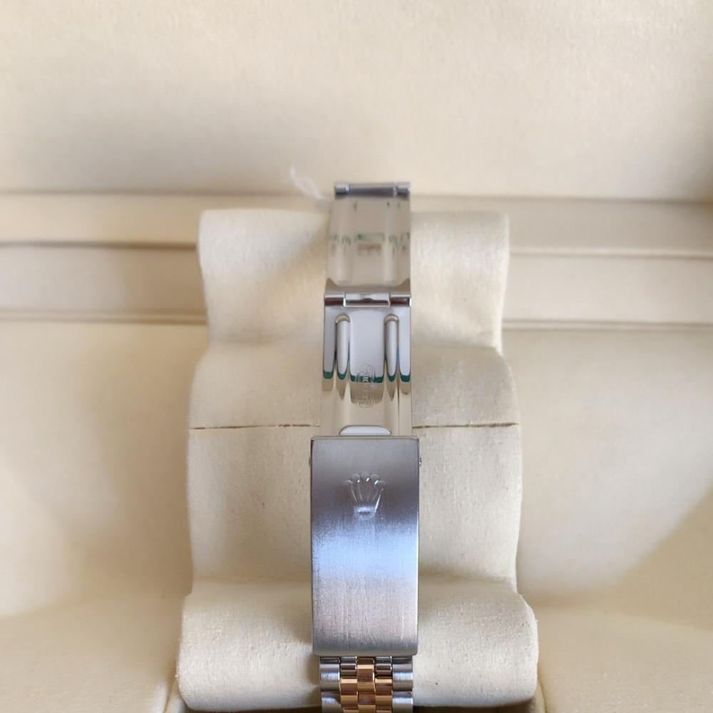 ساعة رولكس ديت جست الأصلية الثمينة مستعملة 68273