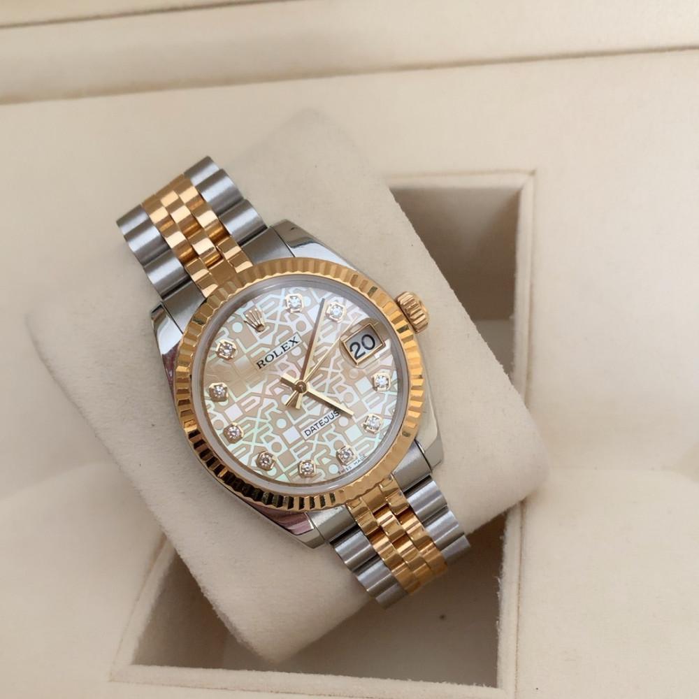 ساعة رولكس ديت جست الأصلية الفاخرة مستخدمة 178273