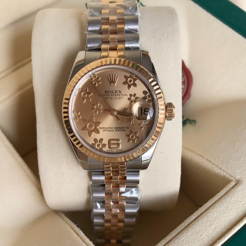 ساعة رولكس ديت جست الأصلية الثمينة مستعمل 178273
