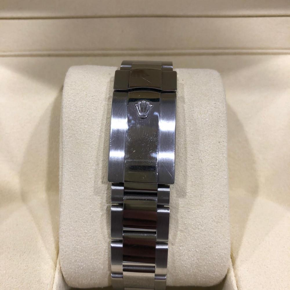 ساعة رولكس ديت جست الأصلية الثمينة مستخدمة 116200