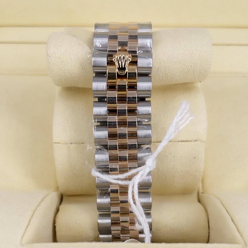 ساعة رولكس ديت جست الأصلية الفاخرة مستخدمة 116243