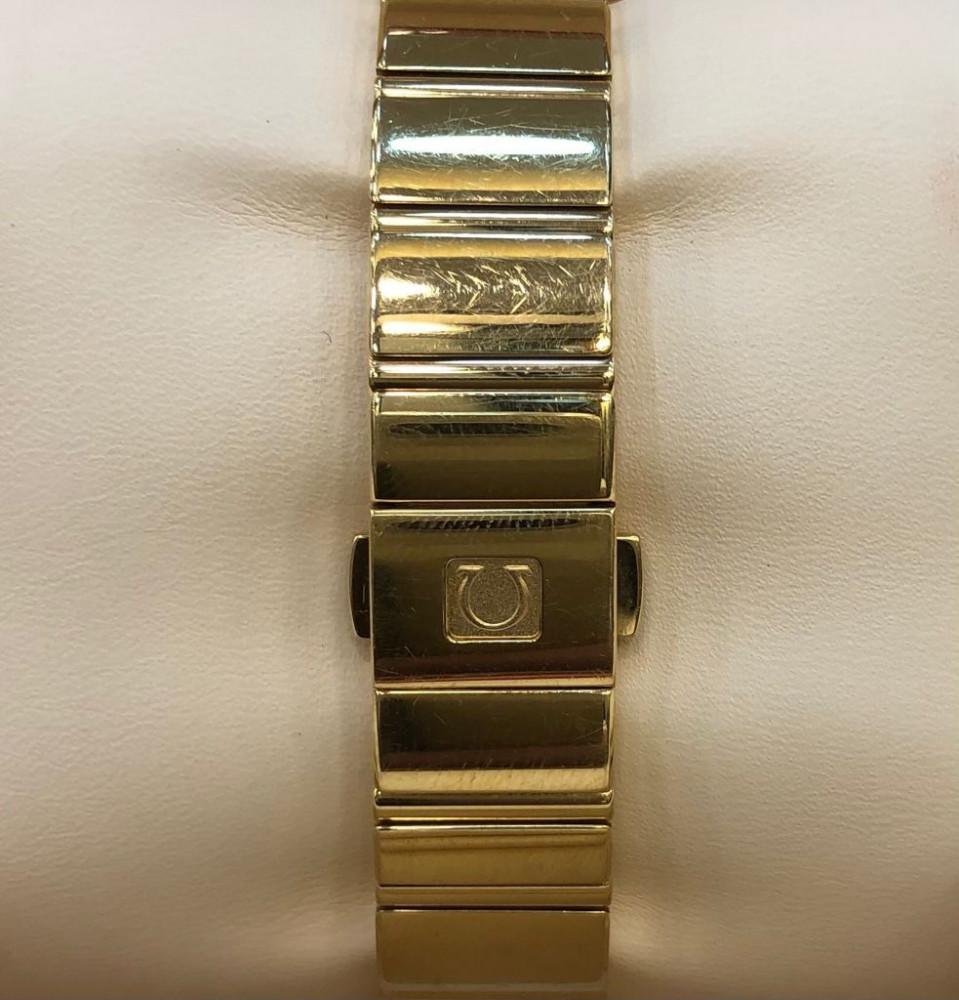 ساعة اوميغا كونستليشن الأصلية الفاخرة مستعملة