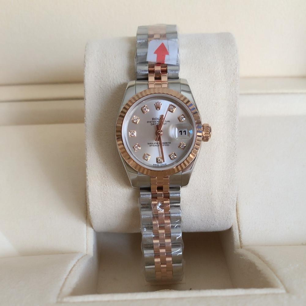 ساعة رولكس ديت جست الأصلية الفاخرة مستعمله