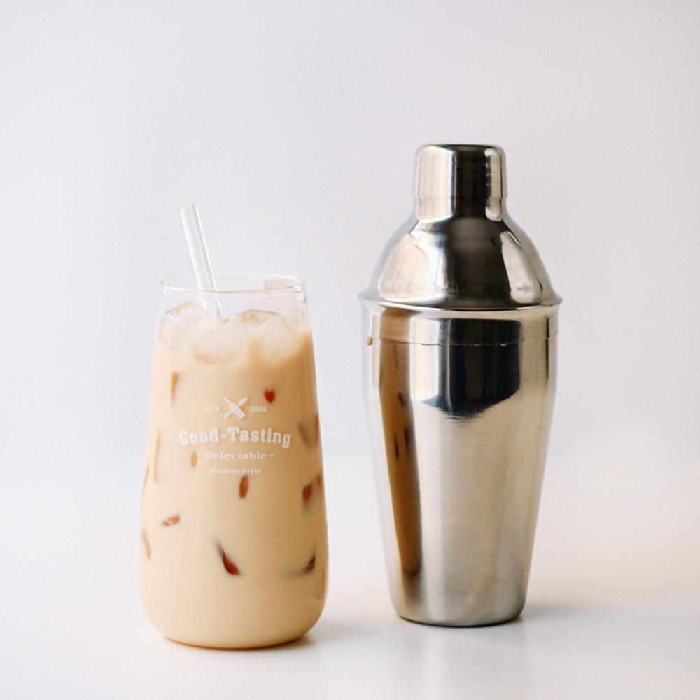 شيكر قهوة آيس لاتيه شيكر بافضل سعر في السعودية شيكر قهوة سبانش لاتيه