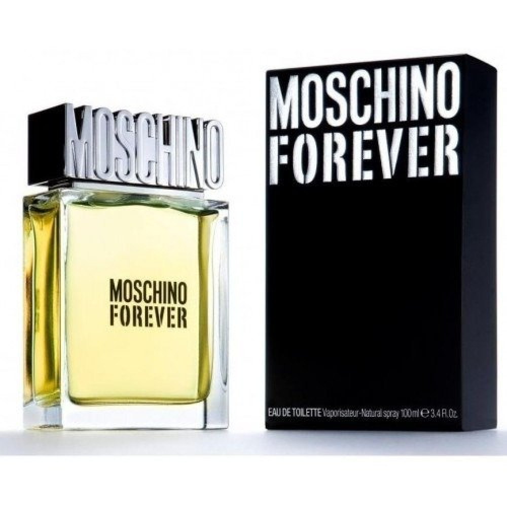 Moschino Forever Eau de Toilette 100ml خبير العطور