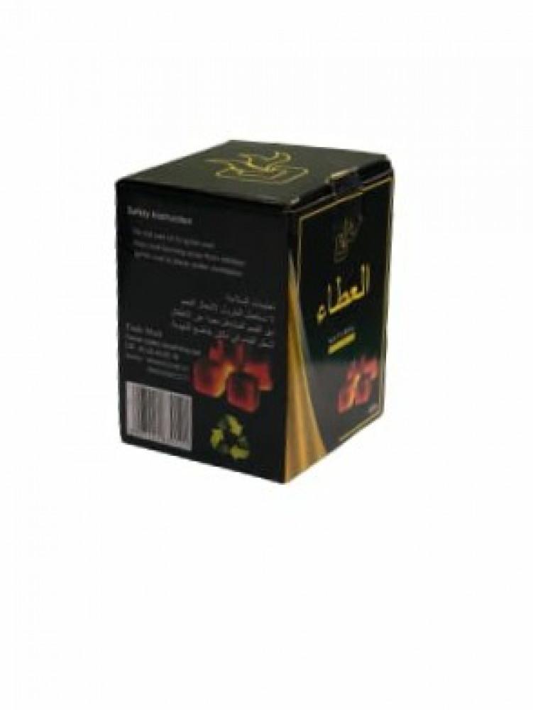 فحم العطاء صغير جوز الهند 500 جرام -أفضل فحم للمعسل بالسعودية -الكيف