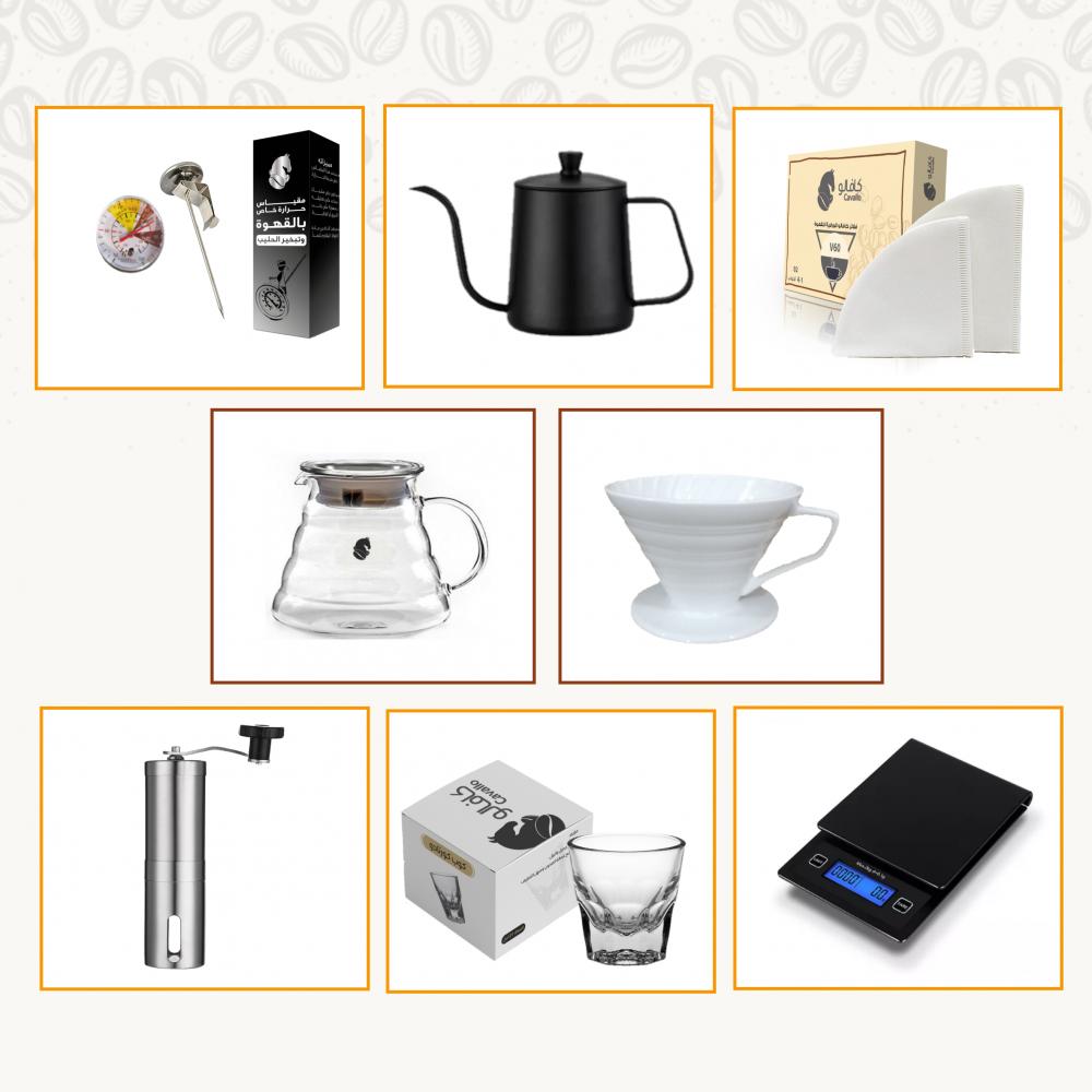 أدوات قهوه
