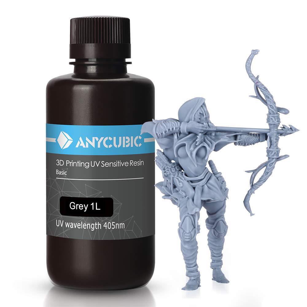 ANYCUBIC UV Resin grey