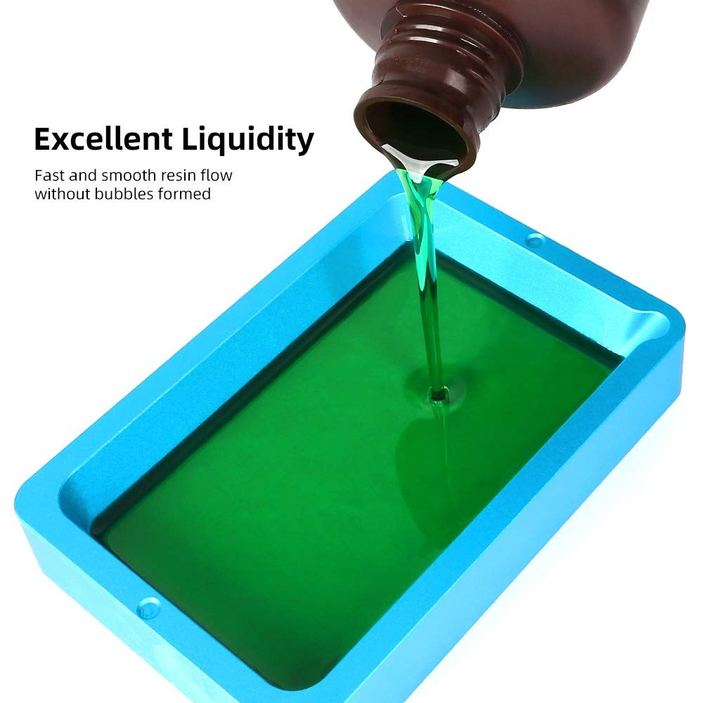 ANYCUBIC UV Resin Translucent Green