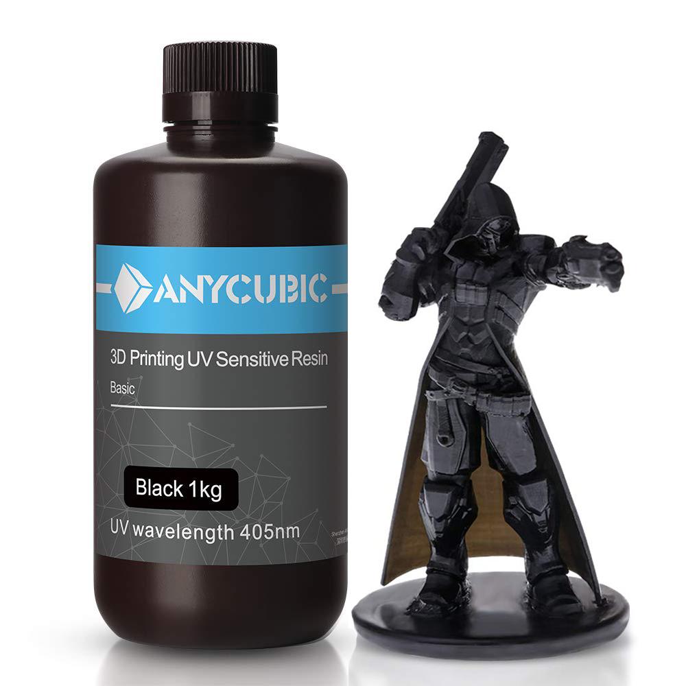 ANYCUBIC UV Resin black