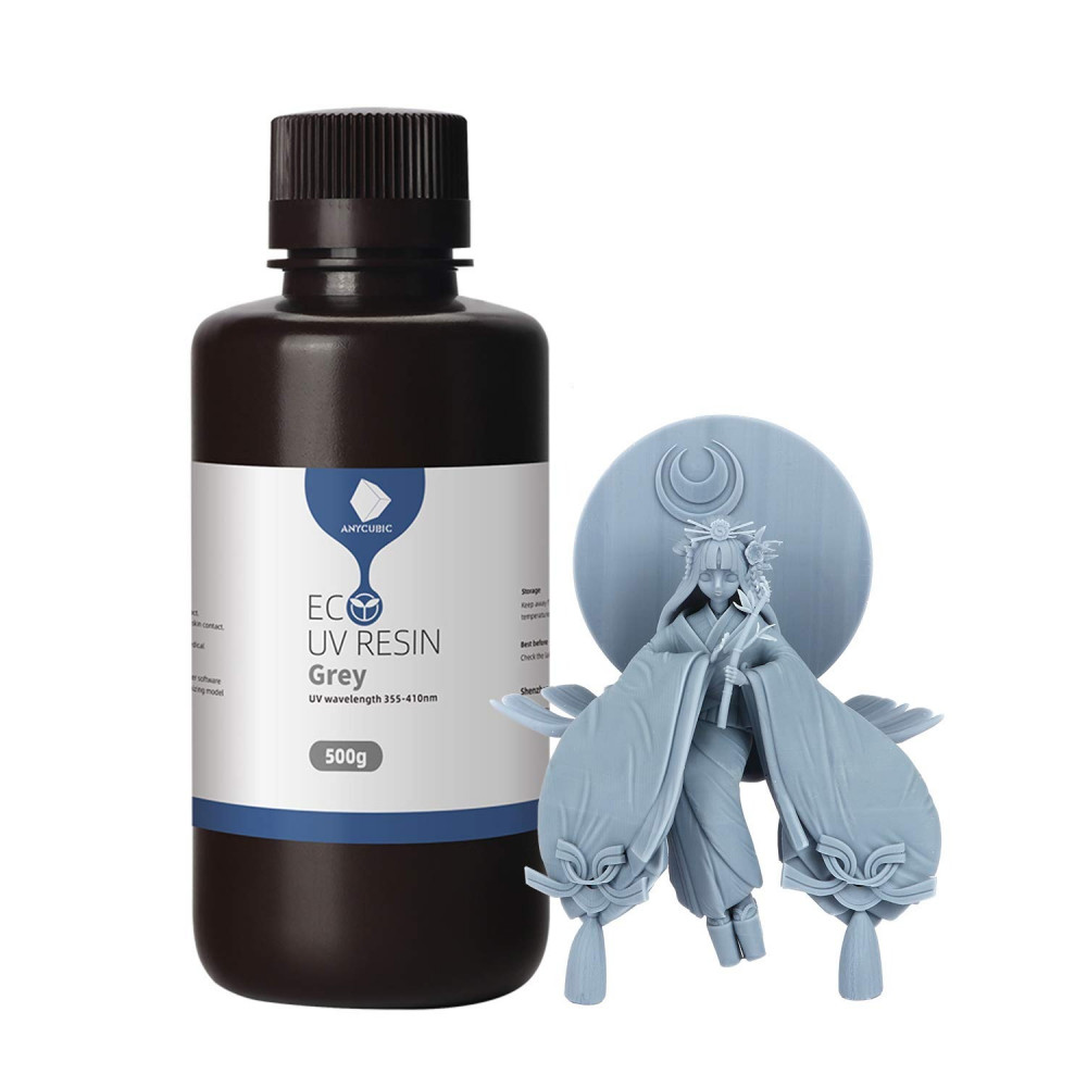 ANYCUBIC UV Resin Plant-Based Grey