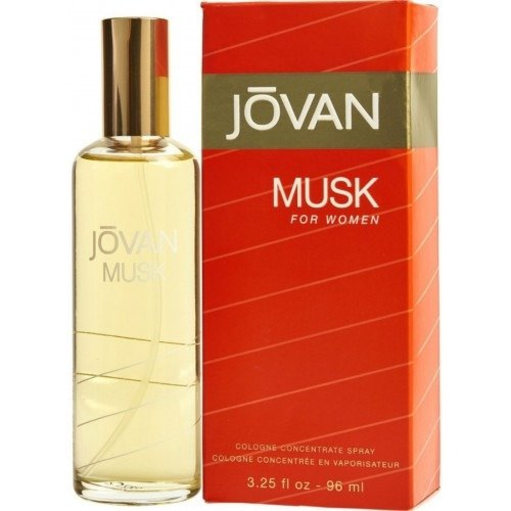 Jovan Musk for Women Eau de Cologne 96ml خبير العطور