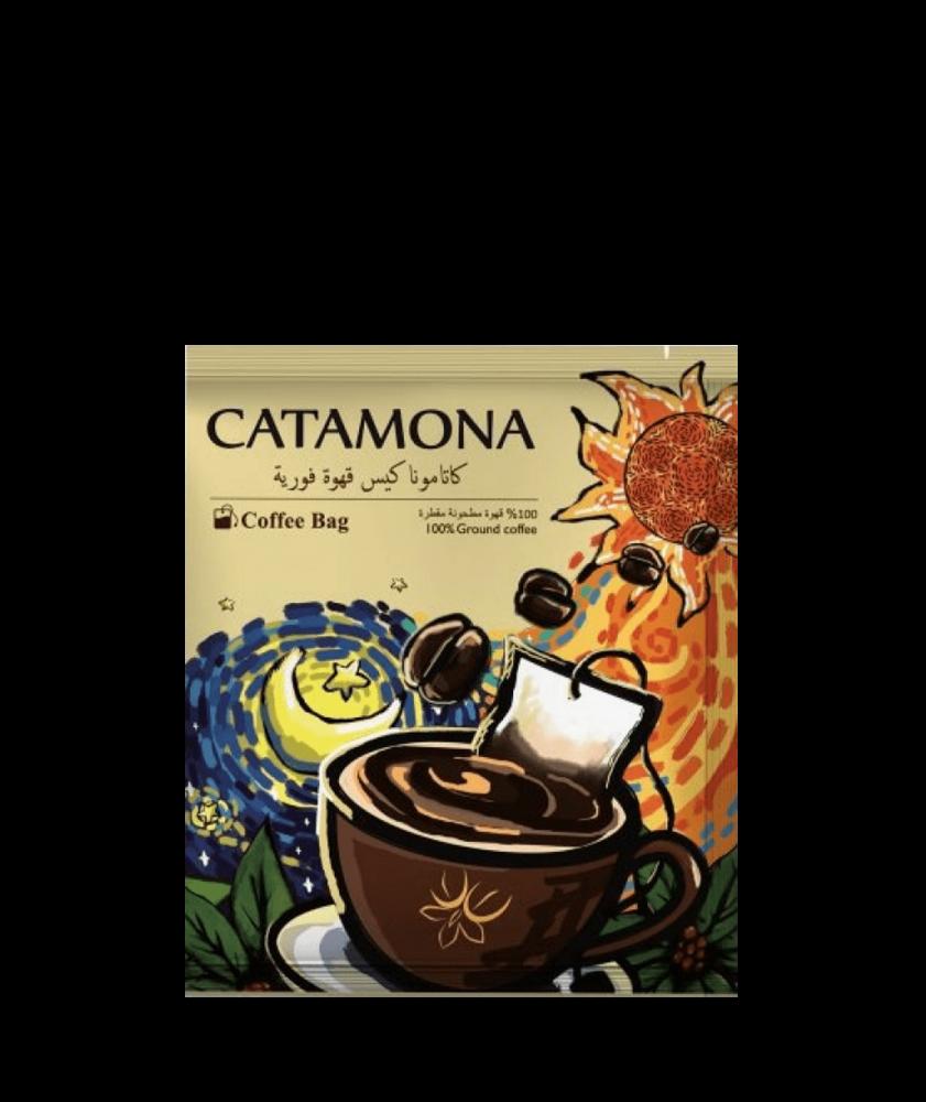 بياك-كاتامونا-اظرف-قهوة-فورية-اظرف-قهوة