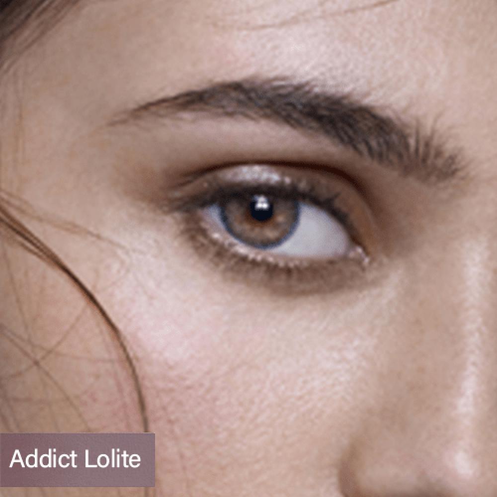عدسات ملونة من انستازيا - اديكت لولايت