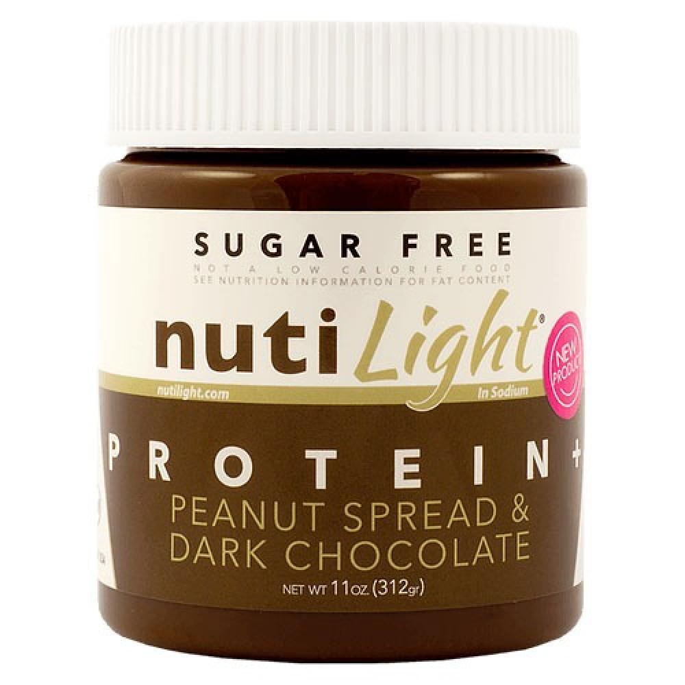 نيوتي لايت بروتين بزبدة الفول السوداني والشوكولاتة
