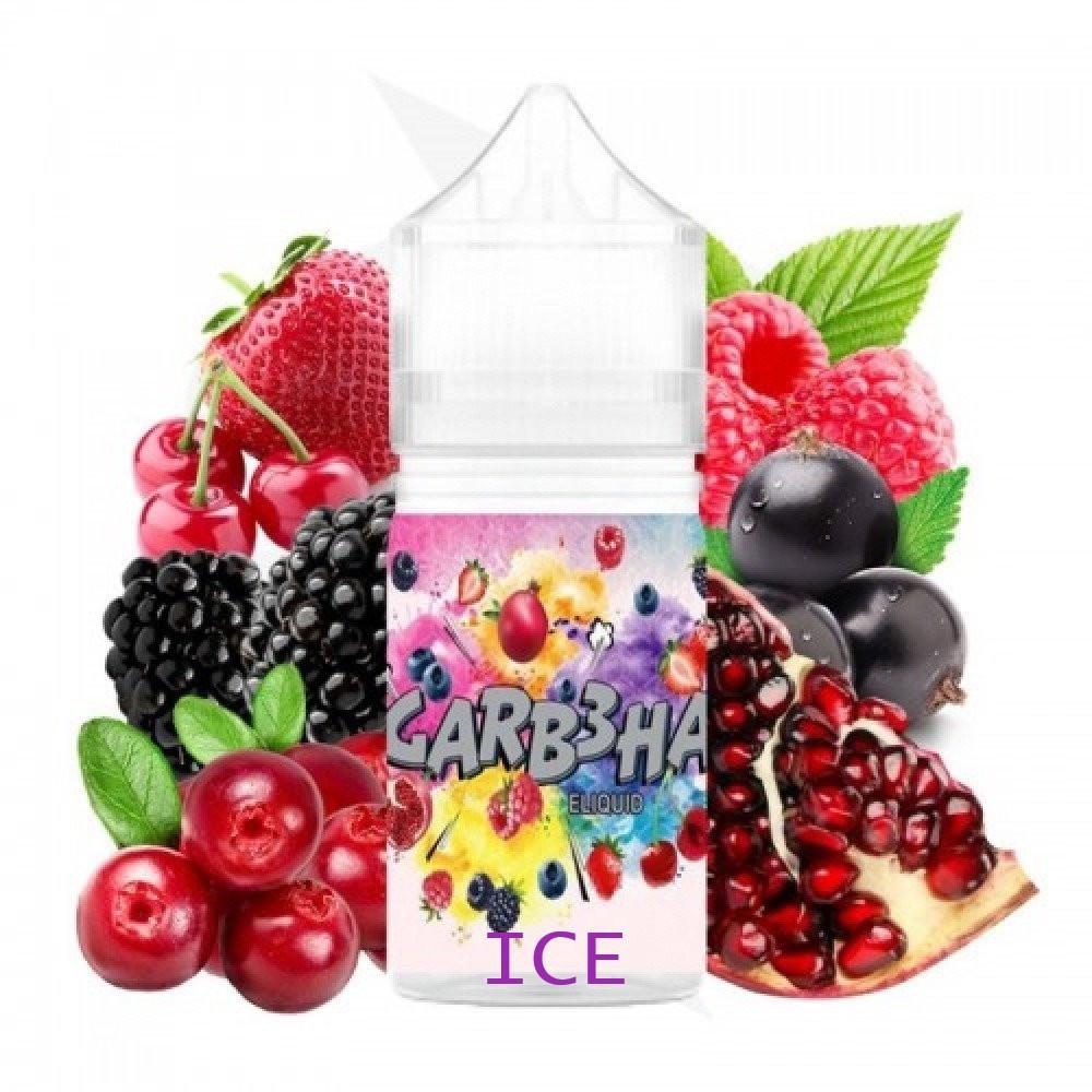 نكهة قربعه ايس سولت نيكوتين GARB3HA ICE Salt