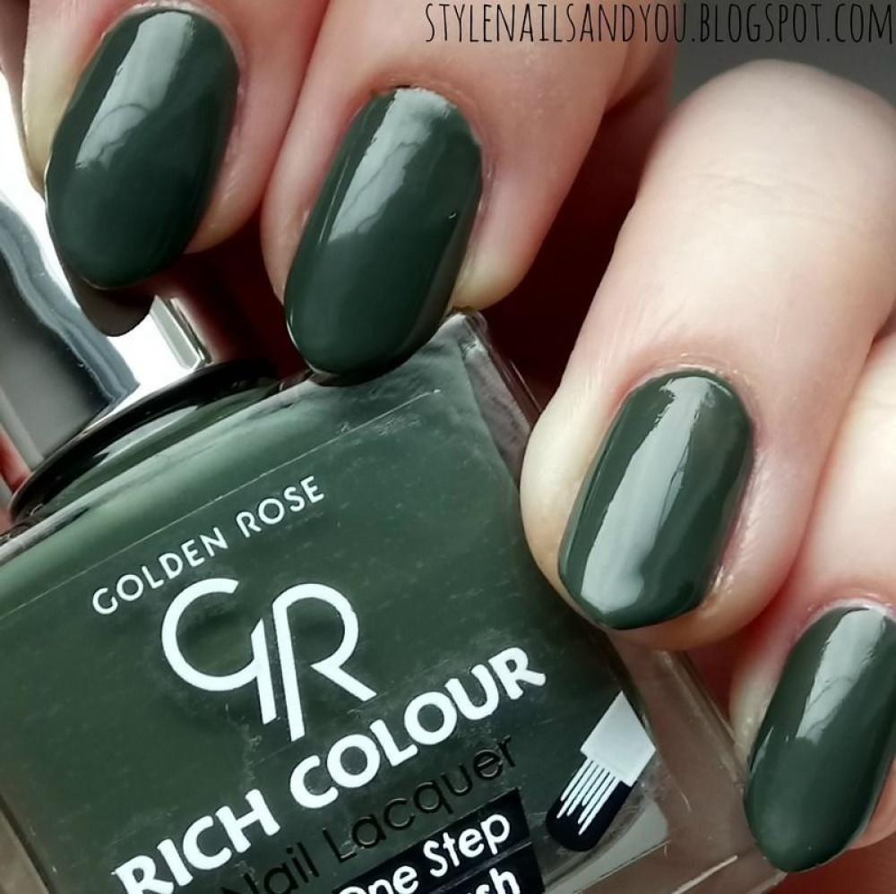 مناكير قولدن روز ريتش كلور  GOLDEN ROSE Rich Color Nail Lacquer 151