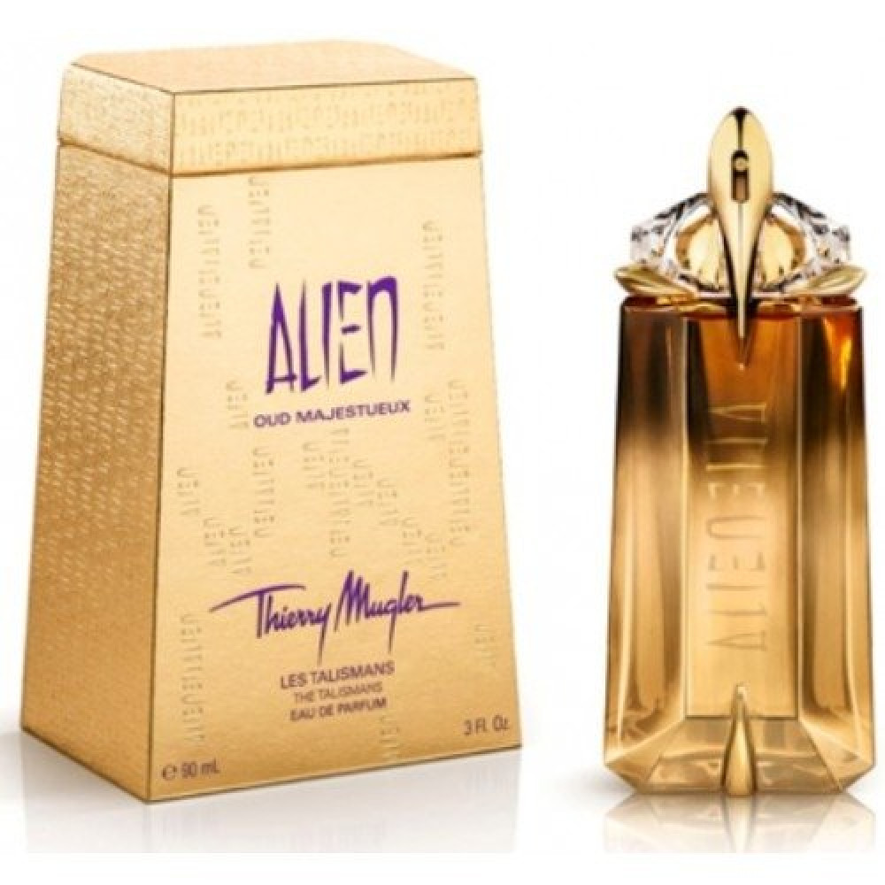 Mugler Alien Oud Majestueux Eau de Parfum 90ml خبير العطور