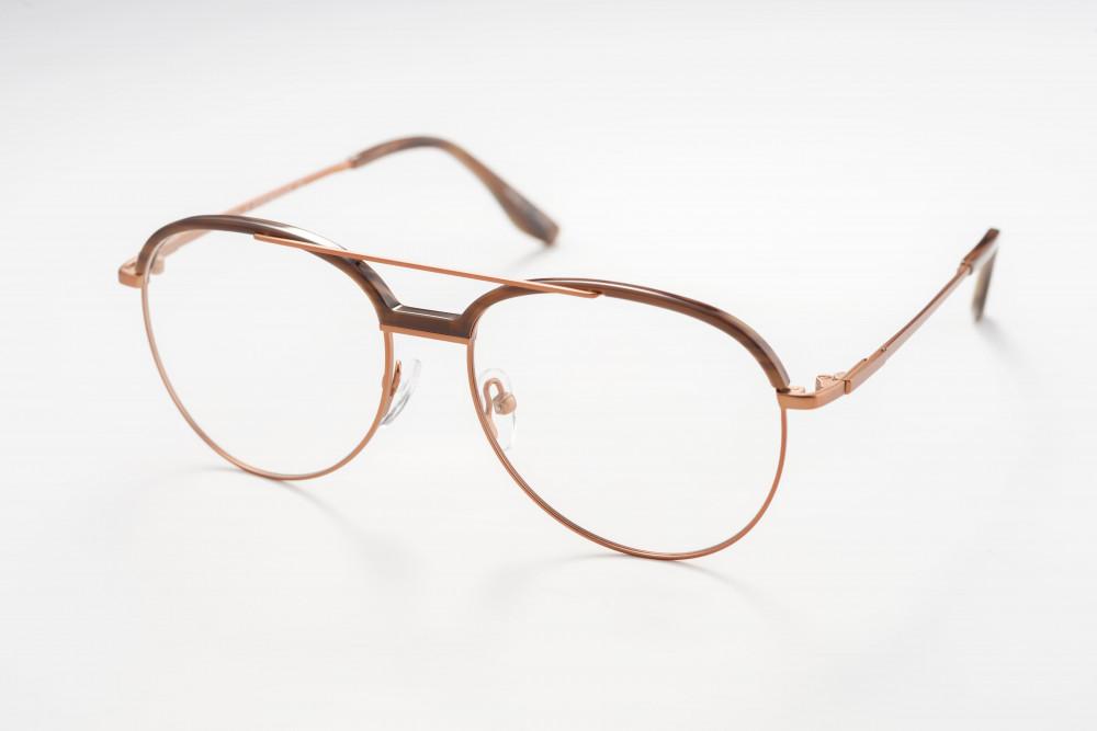 نظارة طبية ماركة آيز موديل EZ007 C3